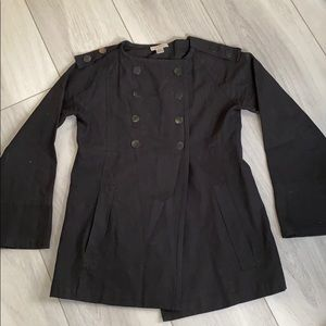 Urban Outfitters Peacoat